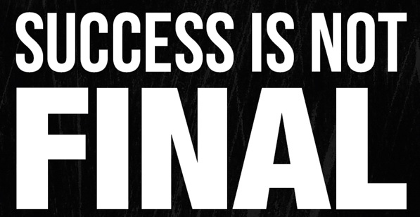 sucess is not final2